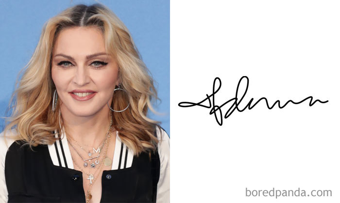 Madonna (Bored Panda)