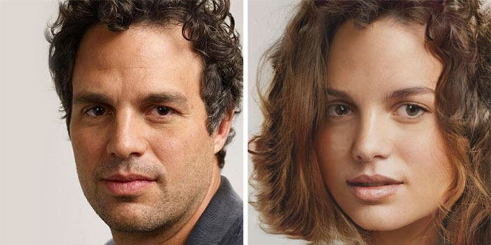 Mark Ruffalo - Hulk (FaceApp)