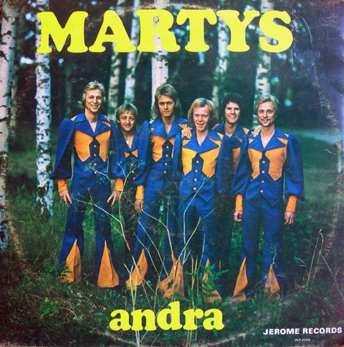 Martys - andra