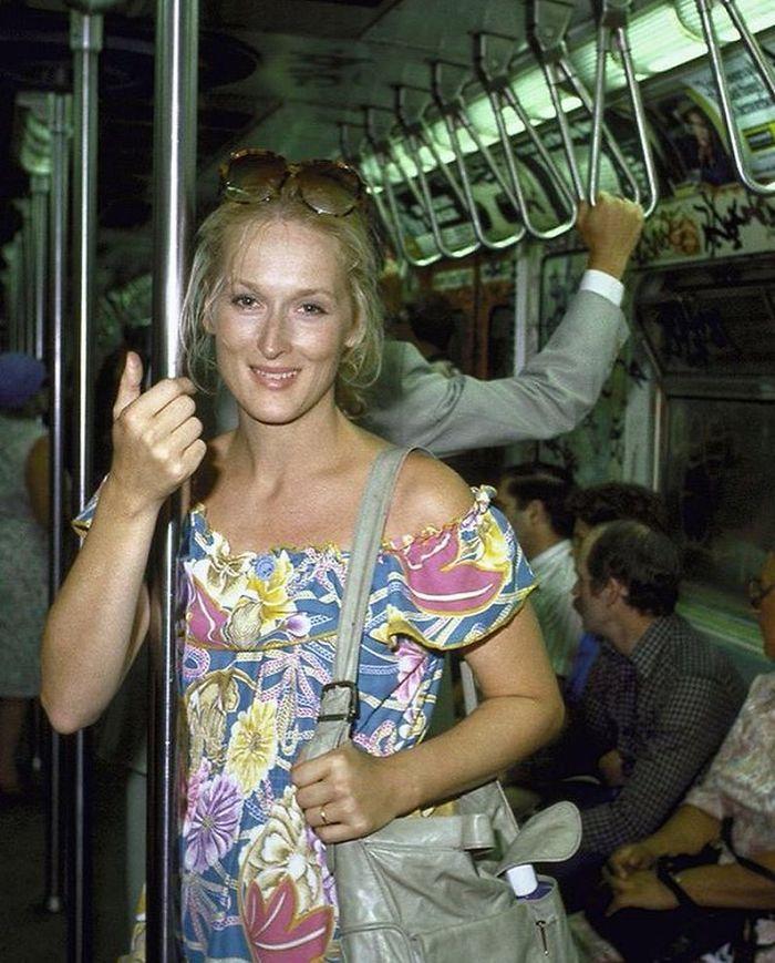 Meryl Streep - 1981 (Velvet Coke/Instagram)