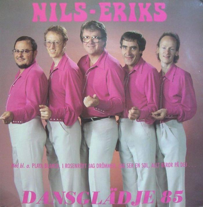 Nils Eriks - Dansgladje 85
