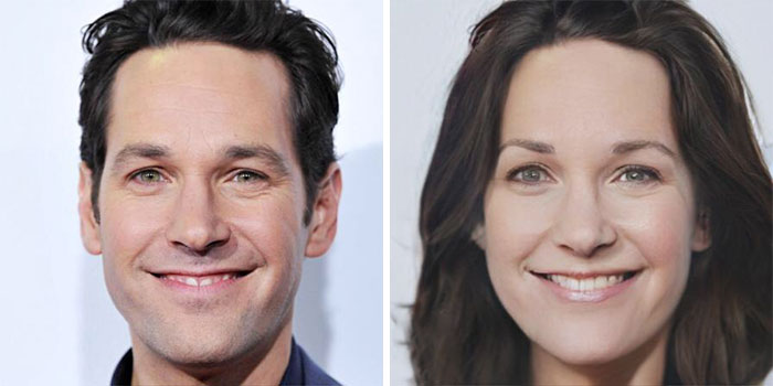 Paul Rudd - Ant-Man (FaceApp)