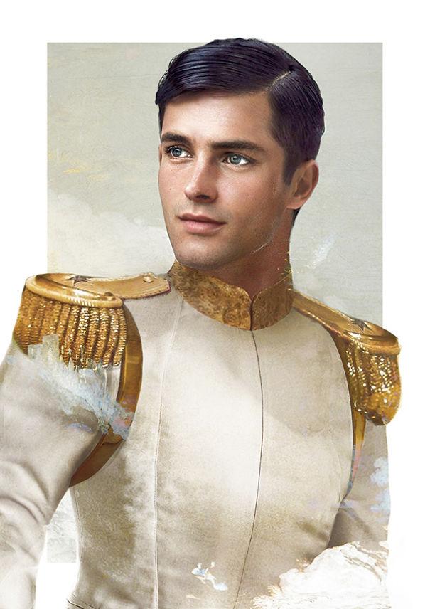 Principe Azzurro - Cenerentola