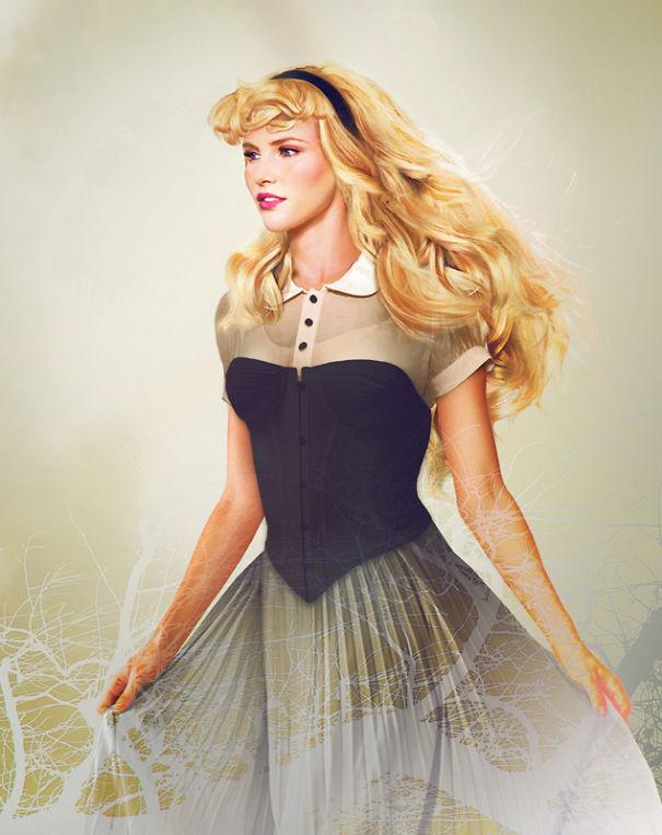 Principessa Aurora - La Bella addormentata nel Bosco