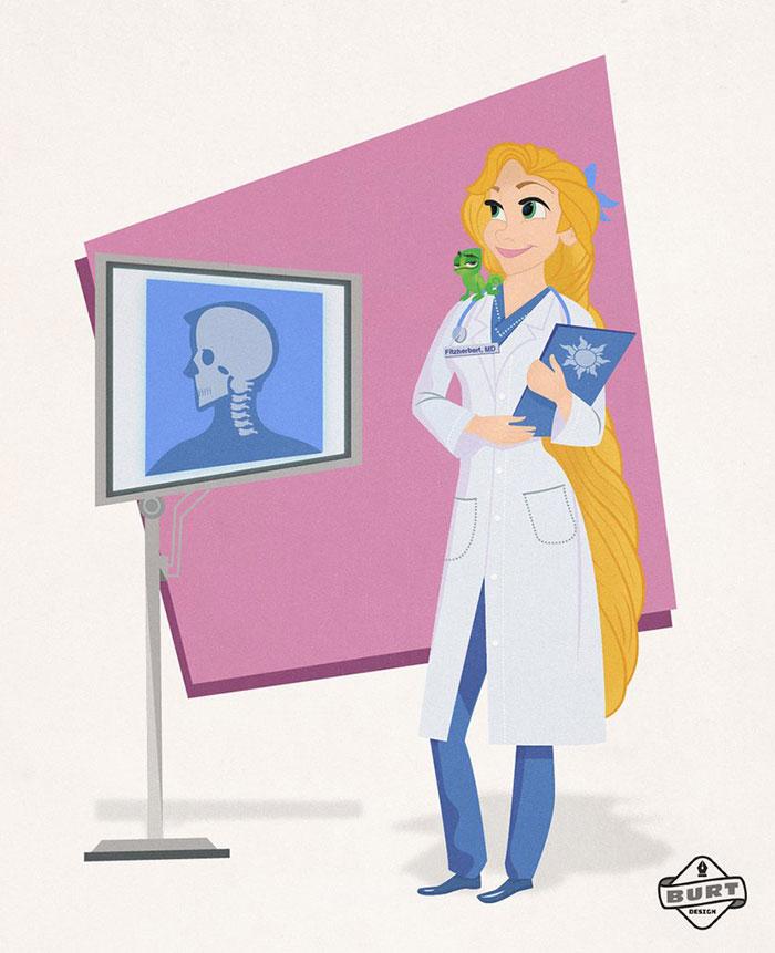 Rapunzel - Neurologa (Matt Burt)