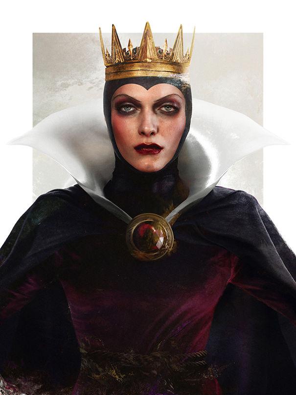 Regina Cattiva - Biancaneve