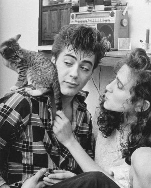 Robert Downey Jr e Sarah Jessica Parker (Velvet Coke/Instagram)