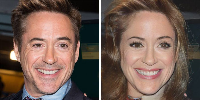 Robert Downey Jr. - Iron Man (FaceApp)