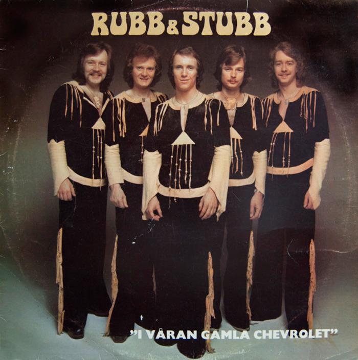 Rubb & Stubb - I Varan Gamla Chevrolet