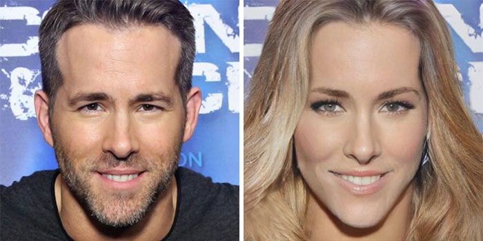 Ryan Reynolds - Deadpool (FaceApp)