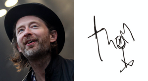 Thom Yorke (Bored Panda)