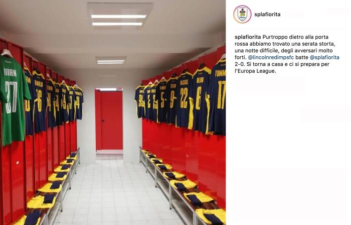 Sp La Fiorita/Instagram