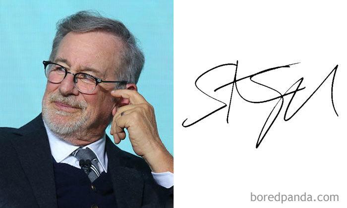 Steven Spielberg (Bored Panda)