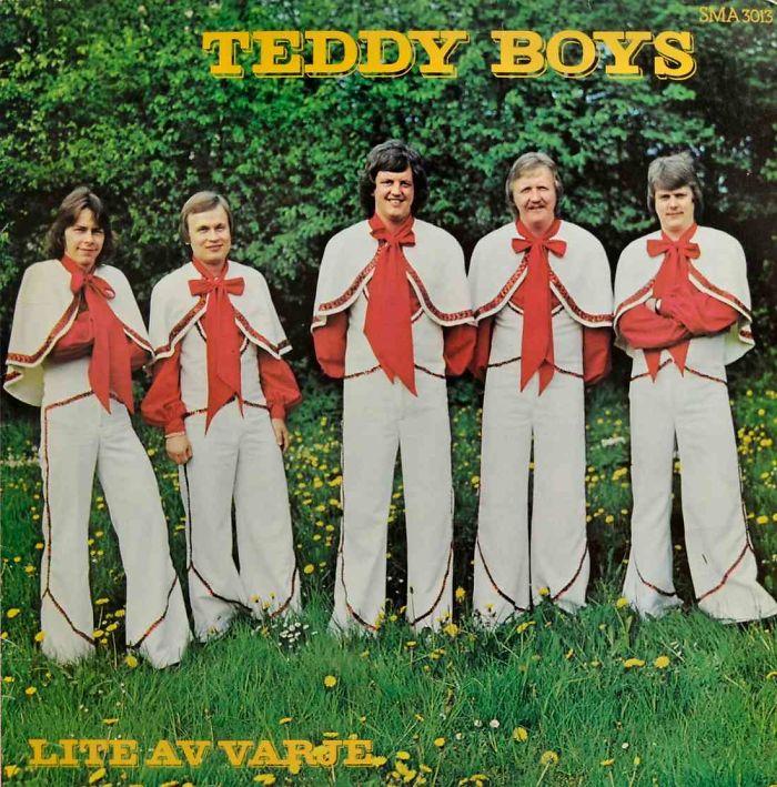 Teddy Boys - Lite Av Varje