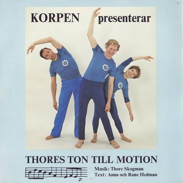 Thore Skogman - Thores Ton Till Motion