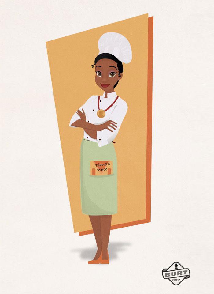 Tiana - Chef stellata (Matt Burt)