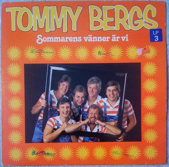 Tommy Bergs - Sommarens vanner ar vi