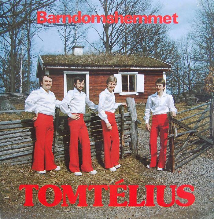 Tomtélius - Barndomshemmet