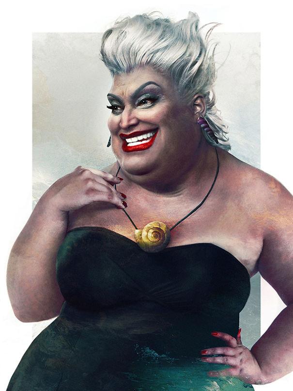Ursula - La Sirenetta
