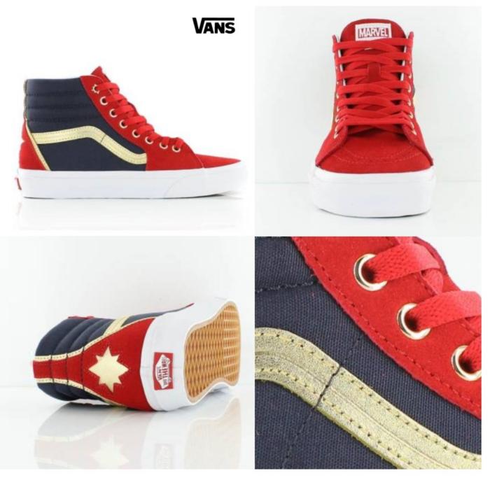 Vans/Capitan Marvel
