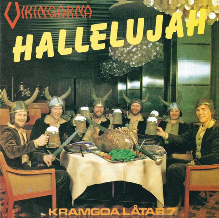 Vikingarna - Hallelujah