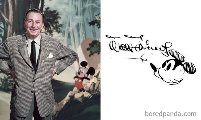 Walt Disney (Bored Panda)