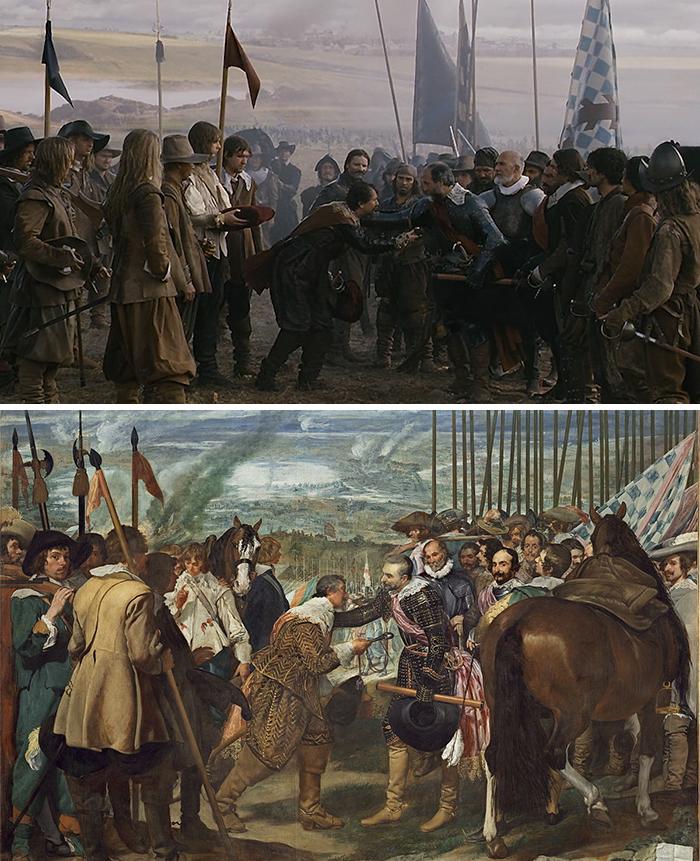 Alatriste (2006)/La Rendicion de Breda (1634-1635)