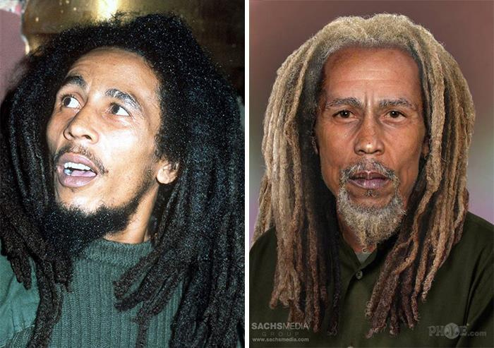 Bob Marley (Sachs Media Group/Phojoe)