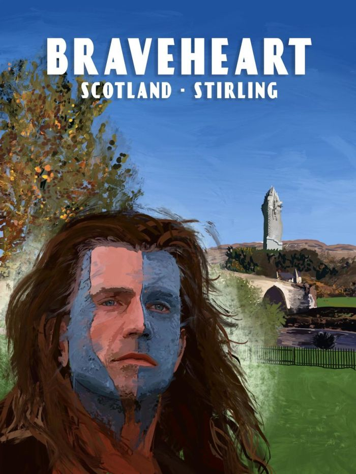 Braveheart - Stirling, Scozia (Tom Mcloughlin)