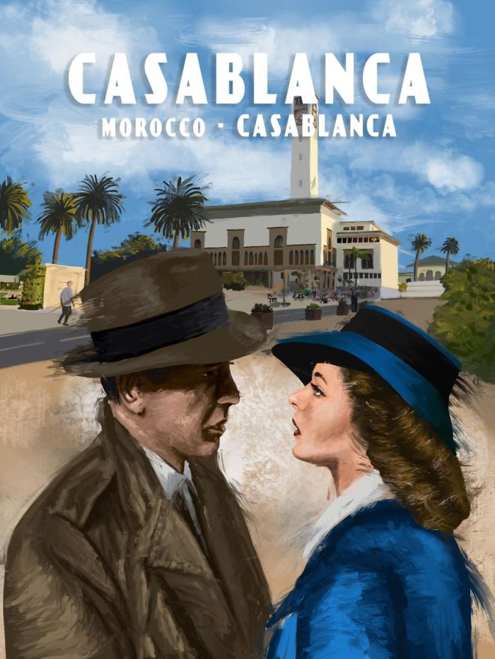 Casablanca - Marocco (Tom Mcloughlin)