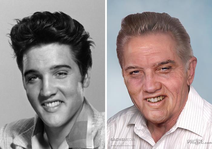 Elvis Presley (Sachs Media Group/Phojoe)