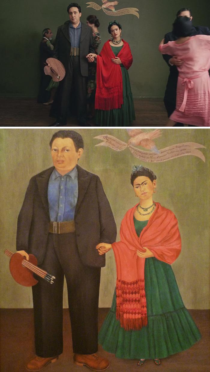 Frida (2002)/Frida e Diego Rivera (1931)