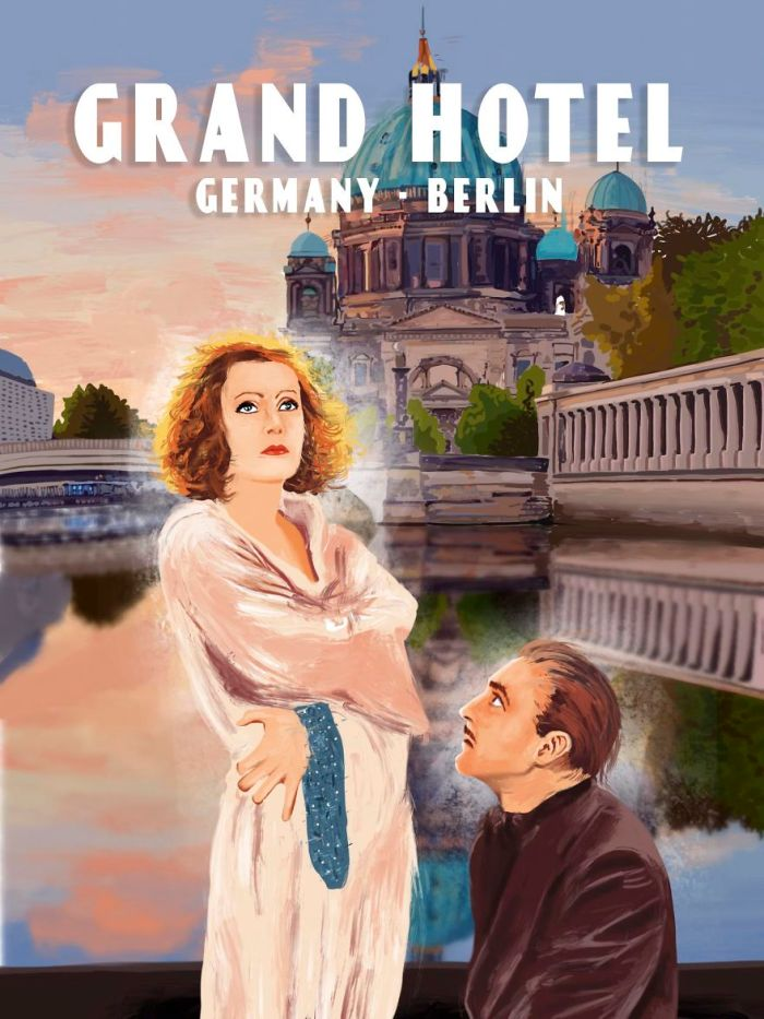 Grand Hotel - Berlino, Germania (Tom Mcloughlin)
