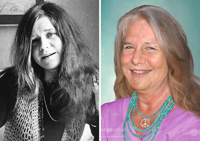 Janis Joplin (Sachs Media Group/Phojoe)