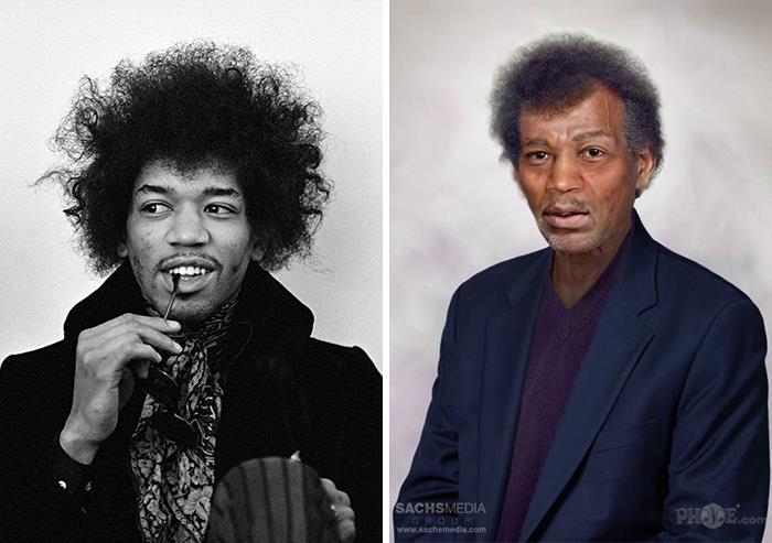 Jimi Hendrix (Sachs Media Group/Phojoe)