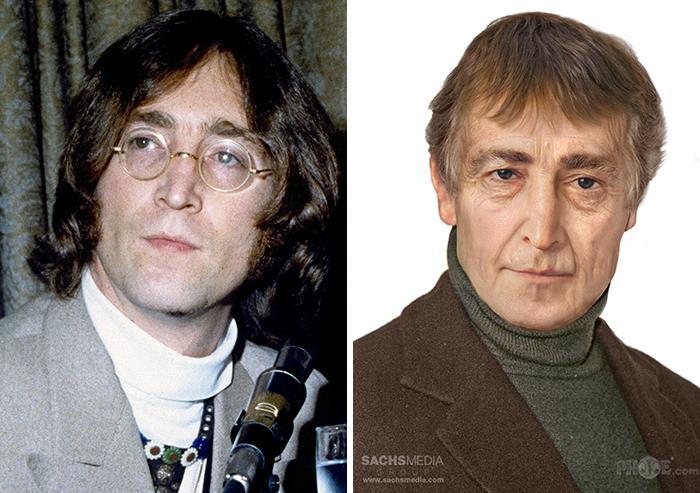 John Lennon (Sachs Media Group/Phojoe)