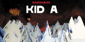 Cover album Kid A (Radiohead)