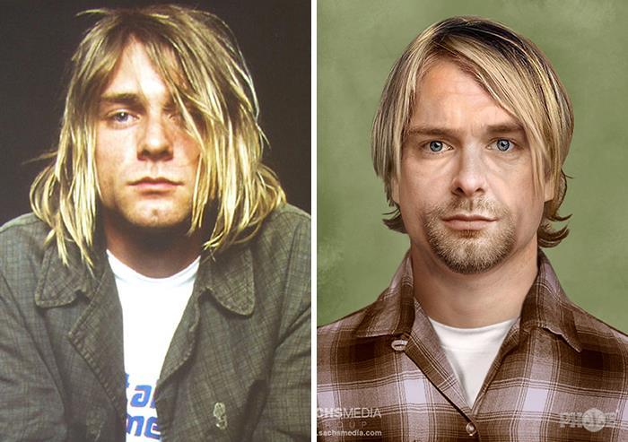 Kurt Cobain (Sachs Media Group/Phojoe)