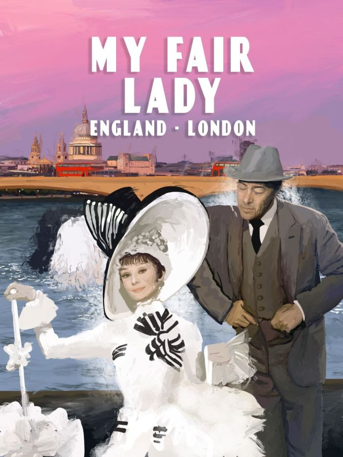 My Fair Lady - Londra, Inghilterra (Tom Mcloughlin)