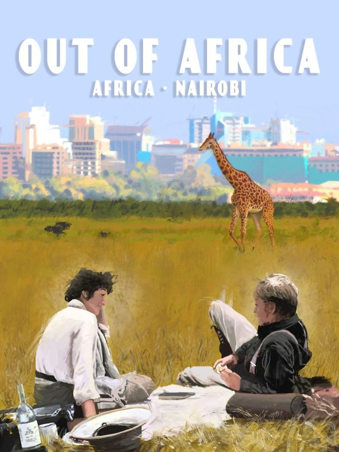 Out of Africa - Nairobi, Kenya (Tom Mcloughlin)