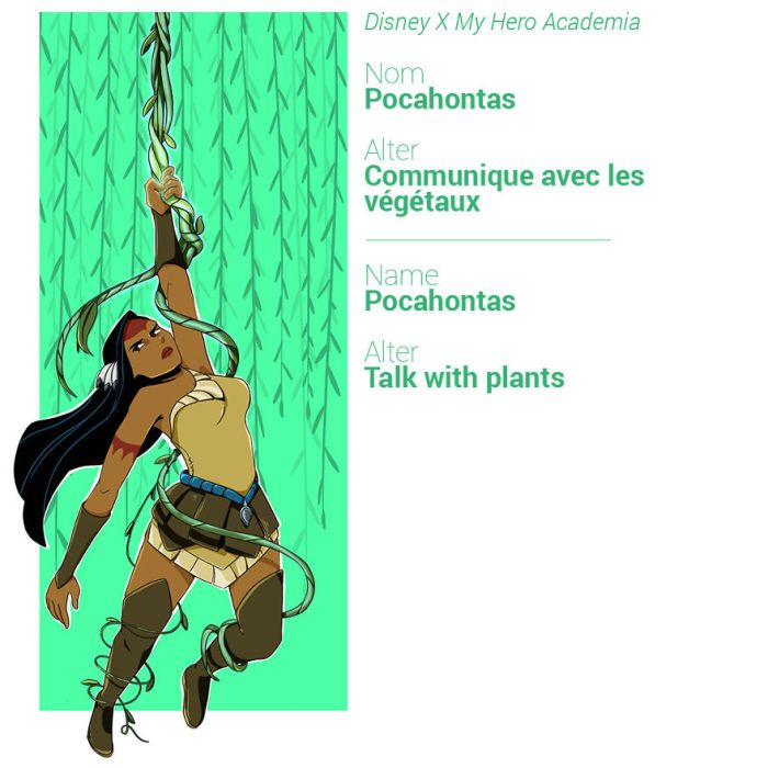 Pocahontas (Mokoya)