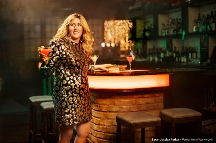 Sarah Jessica Parker, maniscalco di Warkworth (Almost Famous/Troy Goodall)