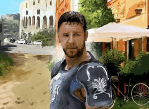 Il Gladiatore (Tom Mcloughlin)