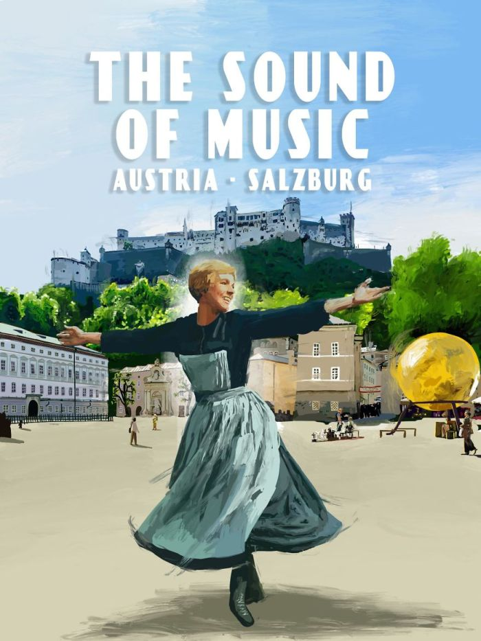The Sound of Music - Salisburgo, Austria (Tom Mcloughlin)