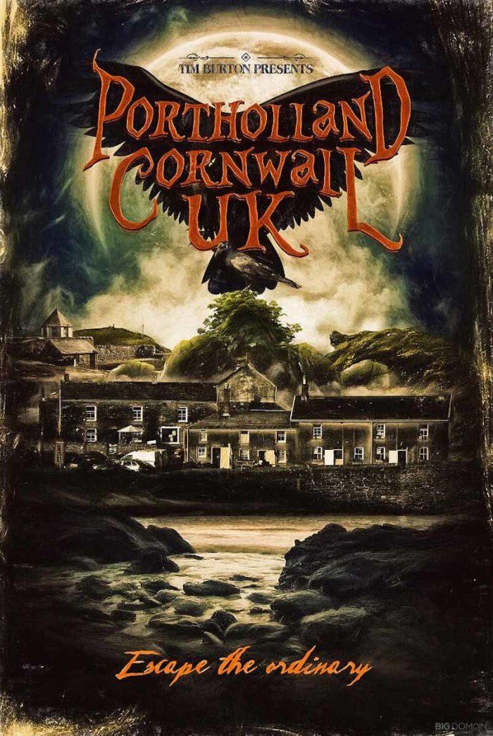 Portholland, Inghilterra - Tim Burton (Big Domain)