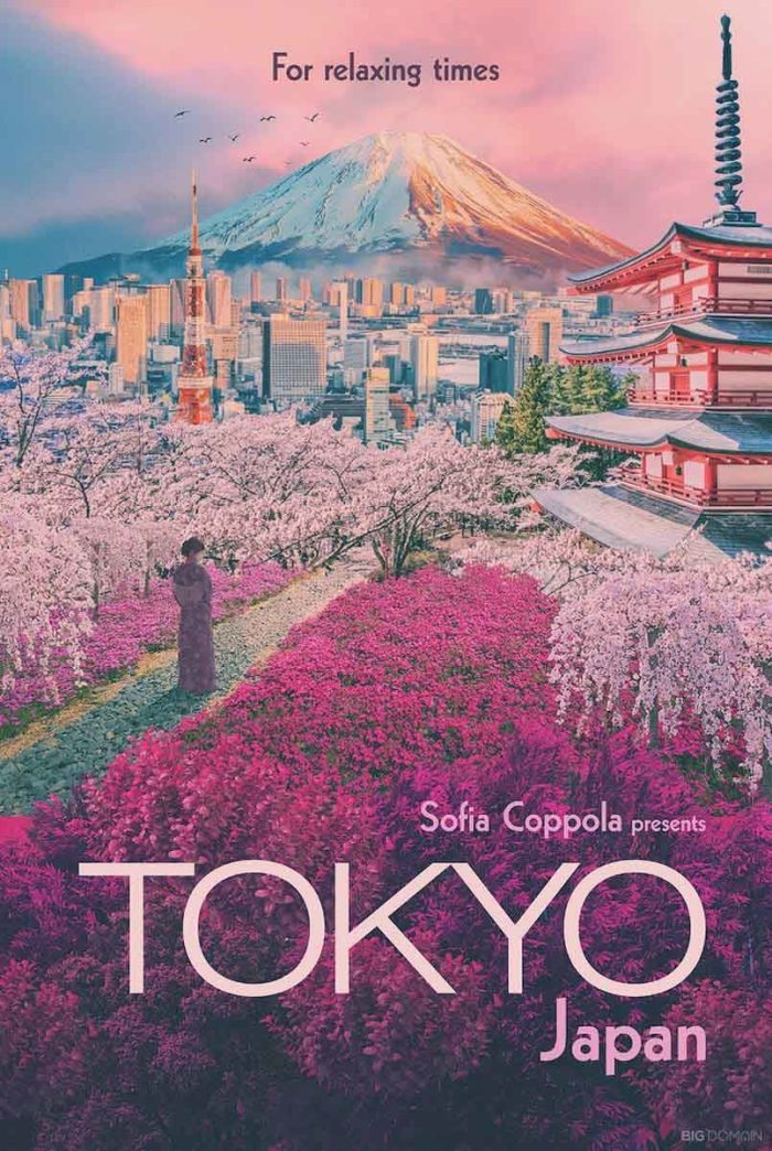 Tokyo, Giappone - Sofia Coppola (Big Domain)