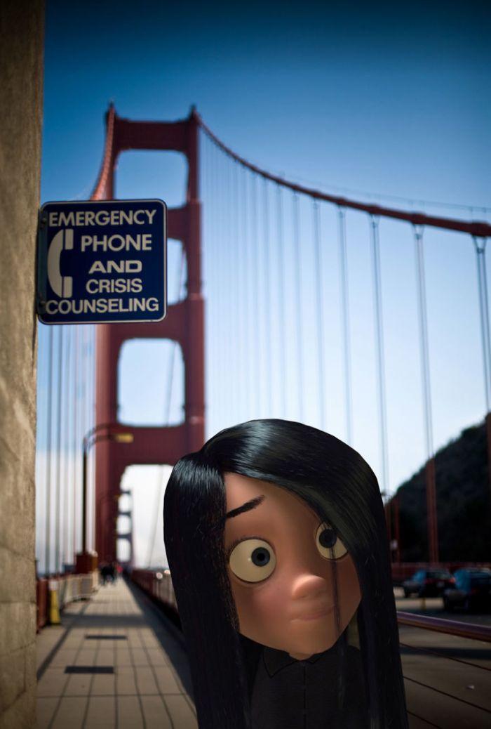DisneyUnhappilyEverAfter/Jeff Hong