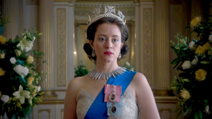 Claire Foy (The Crown)
