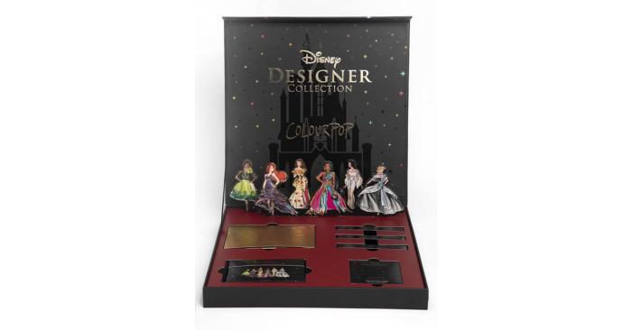 Disney Designer Collection (ColourPop/Disney)