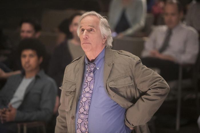 Henry Winkler (Barry)